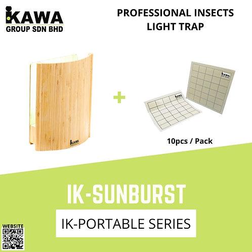 IKAWA Sunburst Naturale by Pestwest [IK-SUNBRUST]