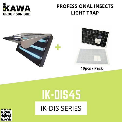 IKAWA IK-DIS45 Professional Insects Light Trap