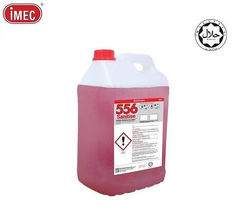 IMEC 556 Sanitise, Surface Sanitizer and Disinfectant, Halal, 2 x 10L