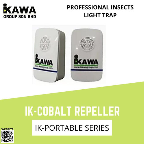 IK-COBALT Ultrasonic Repeller [Hotel Room Pest Repeller]