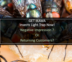 Negative Impression or returning customers?