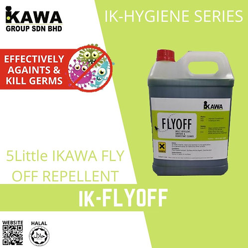 IKAWA FLY OFF REPELLENT 5L DISINFECTANT