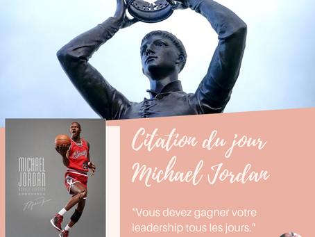 #citation Michael Jordan leadership