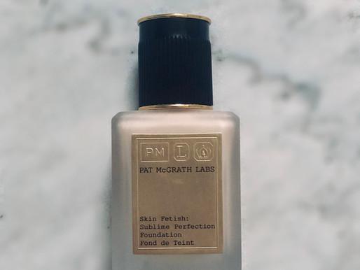 """Pat McGrath's """"Sublime Perfection"""" Foundation"""