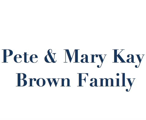 Pete & Mary Kay Brown Family