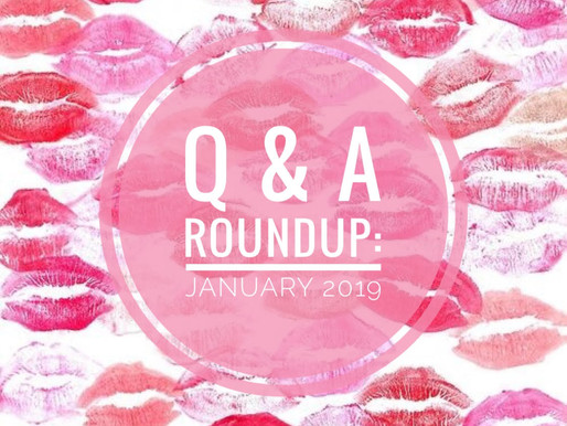Q & A Roundup: January 2019