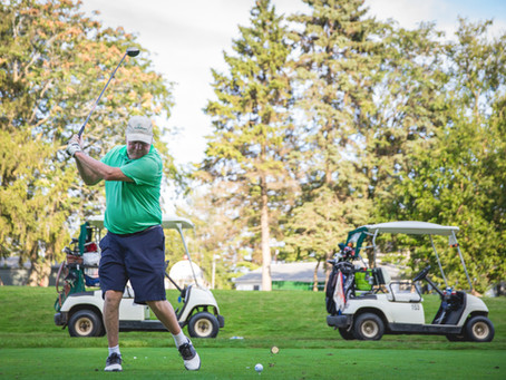 Golf Outing Recap