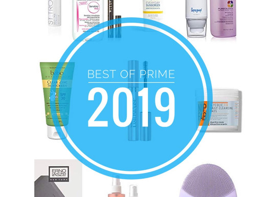 Best of Prime: Personal Care 2019