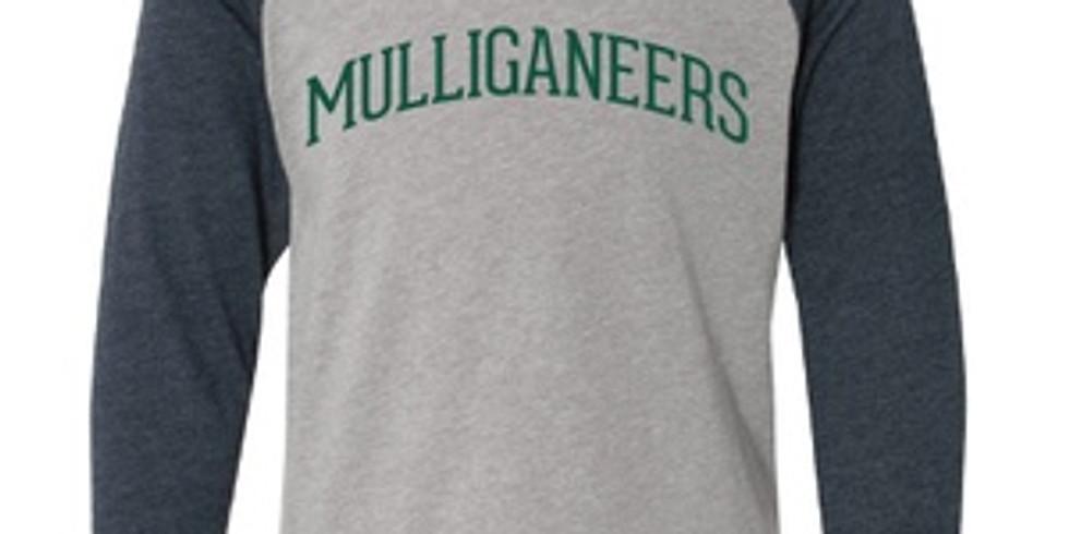 Mulliganeers *Pop Up* Shop
