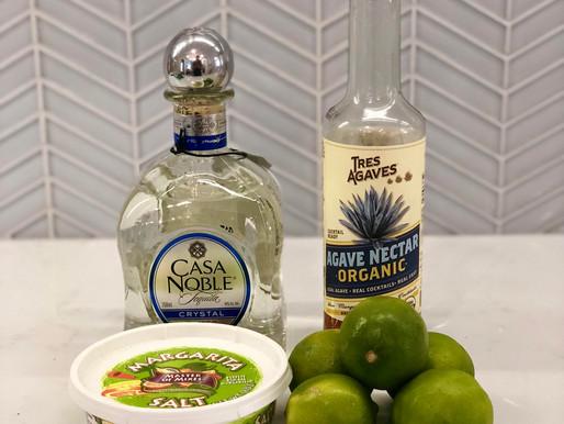 Pat's Perfect Margarita
