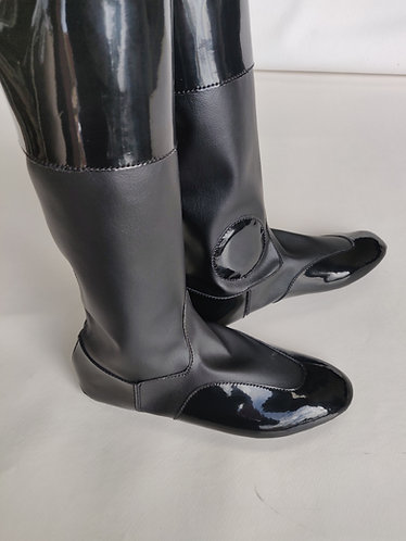 Ultra Light Leather Pull-on Boots