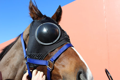 Blinkers With Full Cover Right Eye