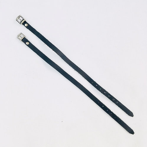 Leather - Heavy Duty Spur Straps
