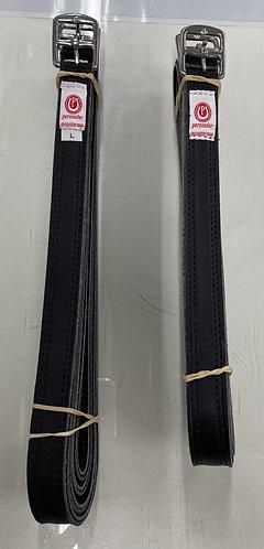 Fully-Lined Trackwork Stirrup Leathers (Standard)