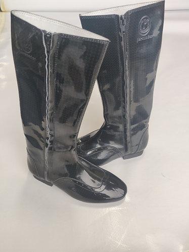 Side Zip Trackwork Boots
