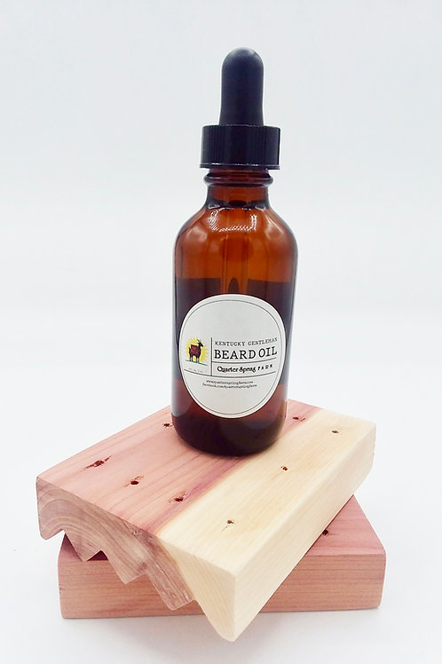 Kentucky Gentleman Beard Oil