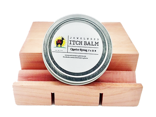 Jewelweed Itch Relief Balm