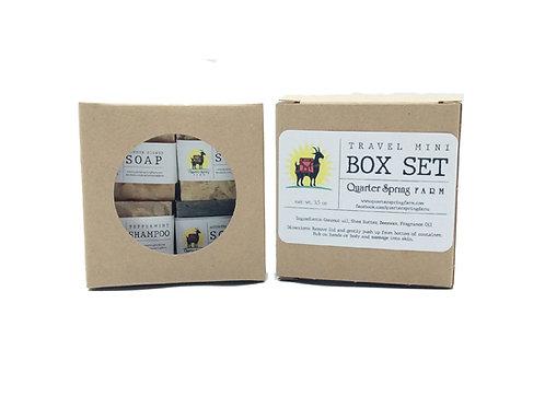 Mini Bar Travel Box Set