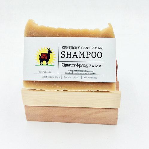 Kentucky Gentleman Shampoo