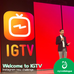 IG TV : The new challenge of Instagram