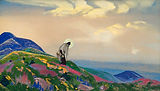 Mohammed the Prophet, Nicolas Roerich