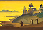 And We Labor, Nicolas Roerich