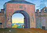 And We Open The Gate, Nicolas Roerich