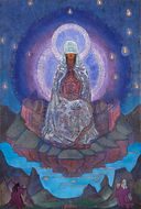 Mother of the World, Nicolas Roerich