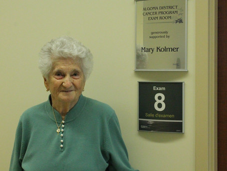 Mary: Decades Of Saving To Say Thanks For Care