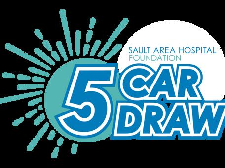 5 Car Draw Cancelled