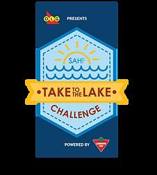 Take to the Lake