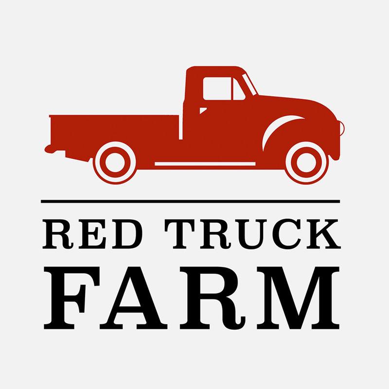 logo Red Truck Farm