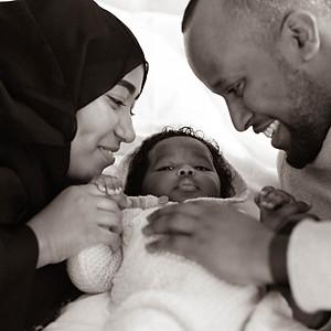 Baby Idris