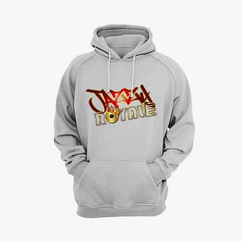 Jazzy Royale HOODIE GREY