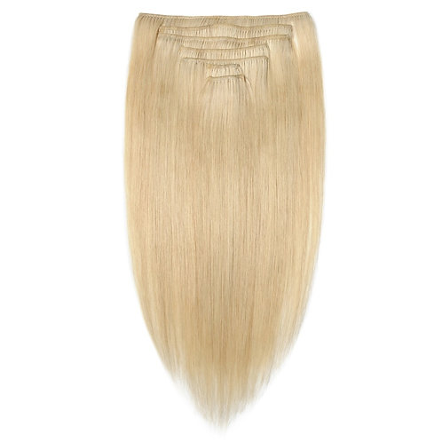 CLIP IN EXTENSION BLONDE
