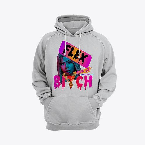 FLEX Hoodie Grey