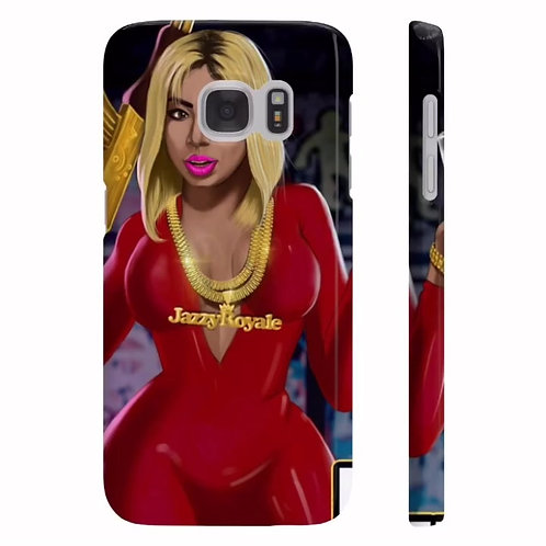 Jazzy Royale Phone Case iPhone Samsung