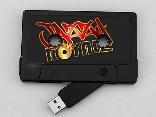 """Jazzy Royale """"Hood Proper EP"""" USB"""