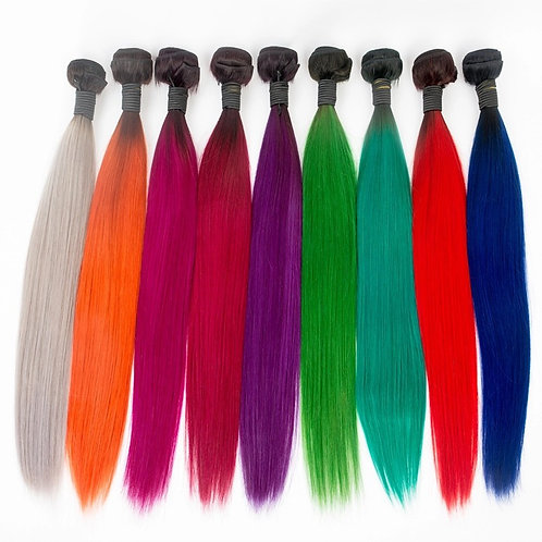 CUSTOM COLORED BUNDLES