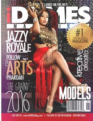 iDymes Magazine Jan 2016