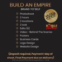 BUILD AN EMPIRE $500