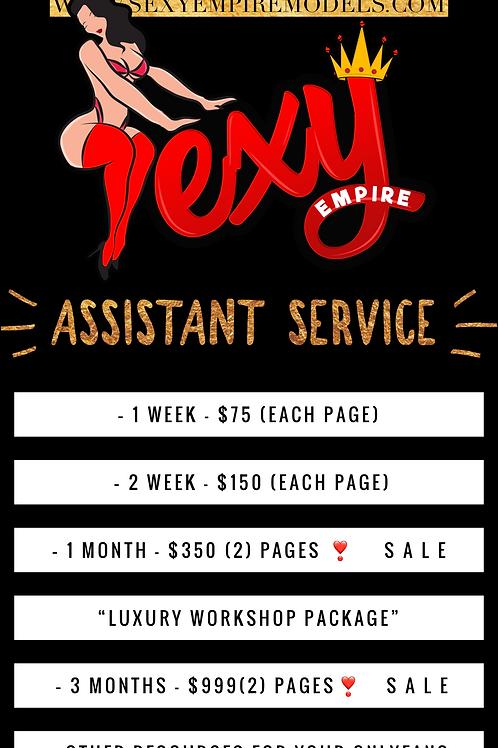 ASSISTANT SERVICE