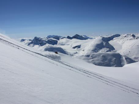 Langfredag på Bukkehøe (2314 moh)