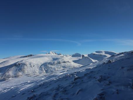 Førerapport fra Loftet (2170 moh)