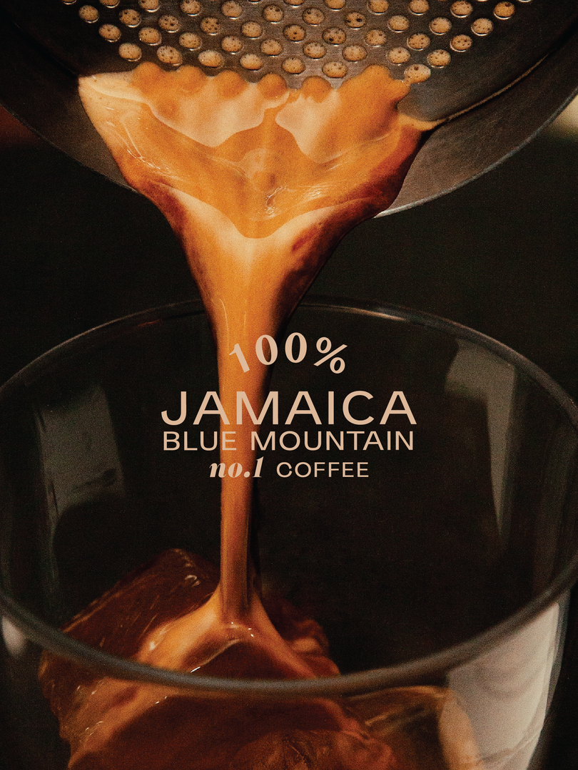 100% Jamaica Blue Mts. Coffee