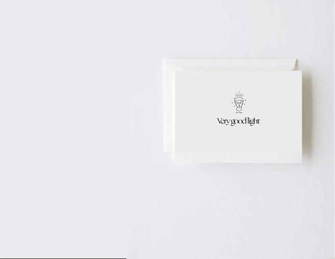 very good light rebranding by jean pyo