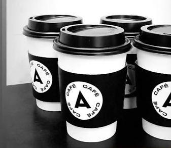 cafe branding by jean pyo