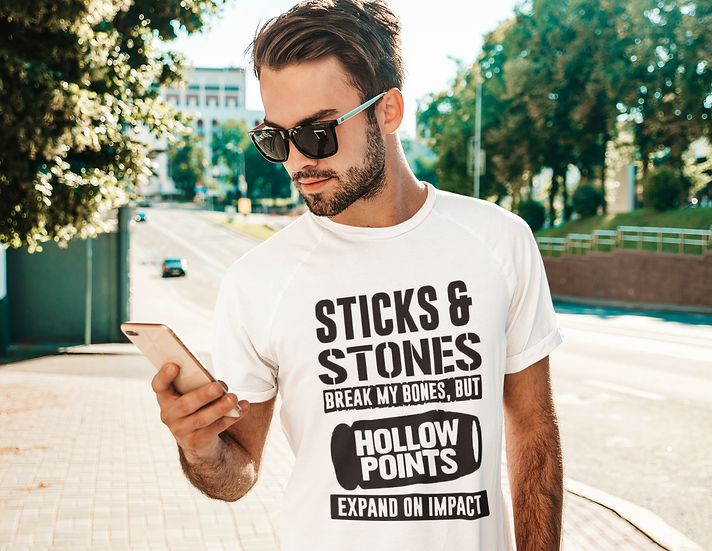 Sticks & Stones Shirt