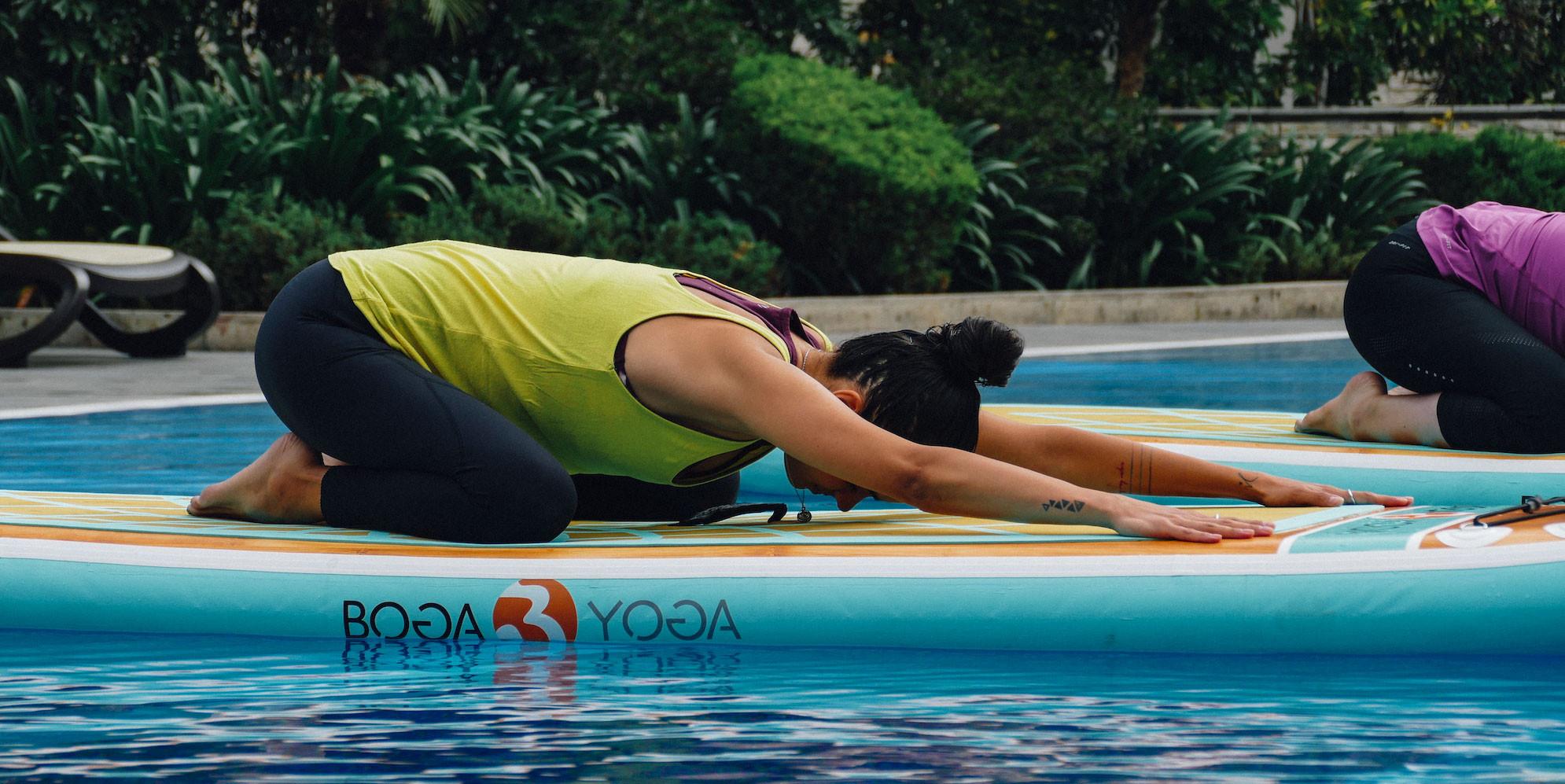 Sup Yoga: Sábado 9AM