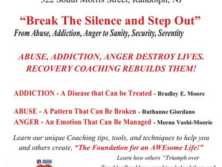 BreAk the Silence and Step Out